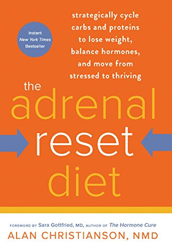The Adrenal Reset Diet: Strategically Cycle Carbs and Proteins to Lose Weight, Balance Hormones, and Move from Stressed to Thriving von Harmony