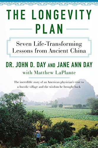 The Longevity Plan: Seven Life-Transforming Lessons from Ancient China von Harper Paperbacks