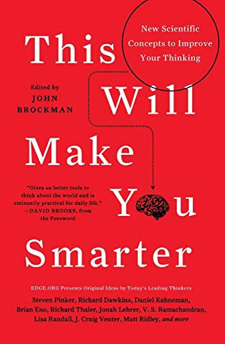 This Will Make You Smarter: New Scientific Concepts to Improve Your Thinking (Edge Question Series) von Harper Perennial