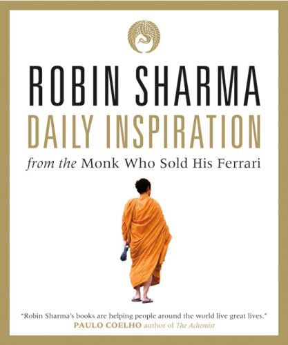 Daily Inspiration From The Monk Who Sold His Ferrari von HarperCollins Publishers