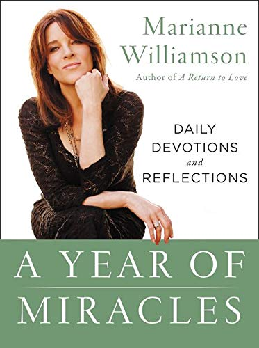 A Year of Miracles: Daily Devotions and Reflections von HarperOne