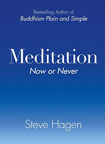 Meditation Now or Never von HarperOne
