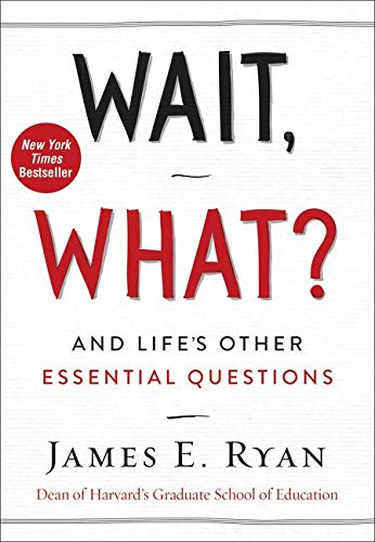 Wait, What?: And Life's Other Essential Questions von Harper Collins Publ. USA