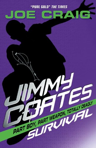 Jimmy Coates: Survival von imusti