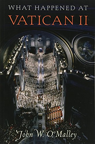 What Happened at Vatican II von Harvard University Press