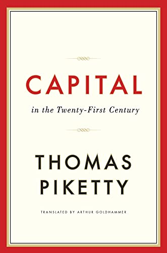 Capital in the Twenty-First Century von Harvard University Press