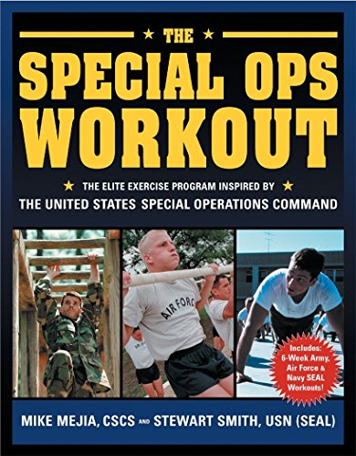 The Special Ops Workout: The Elite Exercise Program Inspired by the United States Special Operations Command von Hatherleigh Press