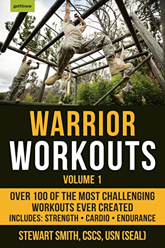 Warrior Workouts, Volume 1: Over 100 of the Most Challenging Workouts Ever Created von Hatherleigh Press