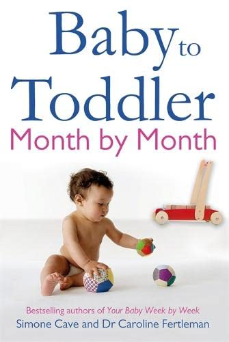 Baby to Toddler Month By Month von Hay House UK