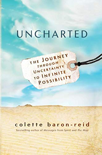 Uncharted: The Journey through Uncertainty to Infinite Possibility von Hay House UK Ltd