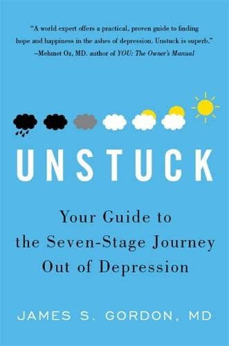 Unstuck: Your Guide To The Seven-Stage Journey Out Of Depression von Hay House Uk