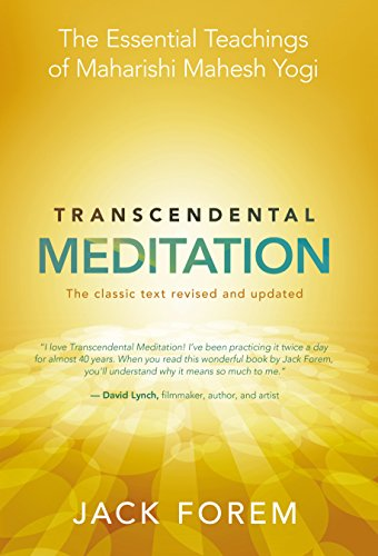Transcendental Meditation: The Essential Teachings of Maharishi Mahesh Yogi. The classic text revised and updated von Hay House Inc.