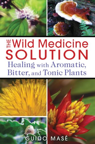 The Wild Medicine Solution: Healing with Aromatic, Bitter, and Tonic Plants von Healing Arts Press