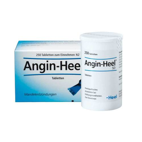 Angin Heel SD Tabletten von Heel