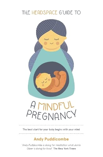 The Headspace Guide To...A Mindful Pregnancy (Headspace Guides) von Hodder Paperbacks