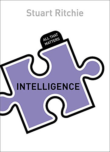 Intelligence: All That Matters von Hodder & Stoughton