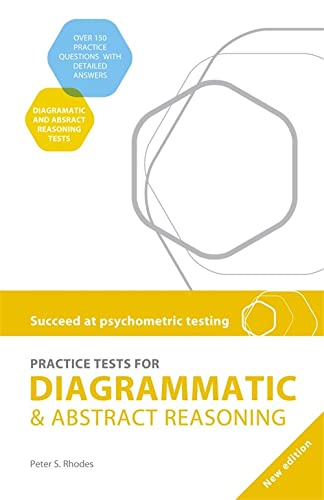 Succeed at Psychometric Testing: Practice Tests for Diagrammatic and Abstract Reasoning von Hodder & Stoughton