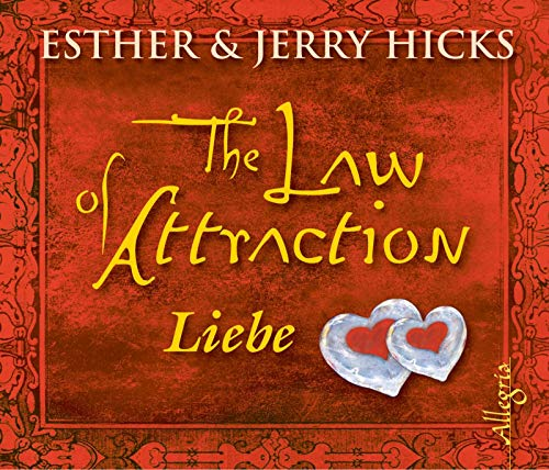 The Law of Attraction, Liebe: 3 CDs von Hörbuch Hamburg