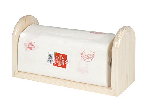 Home SCOTTEX Horizontal, Holz, 27 x 14 x 10 cm von Home