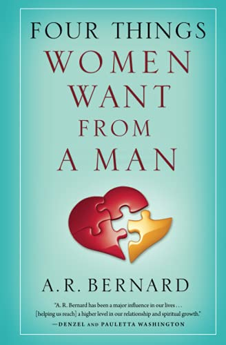 Four Things Women Want from a Man von Howard Books