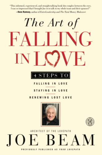 The Art of Falling in Love von Howard Books