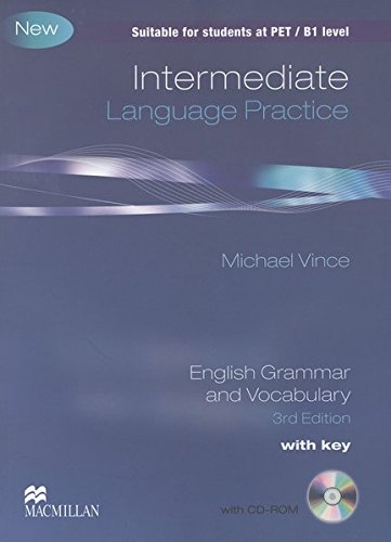 Intermediate Language Practice - Edition 2010: Intermediate Language Practice: 3rd Edition (2010) / Student's Book with CD-ROM and Key von Hueber Verlag GmbH