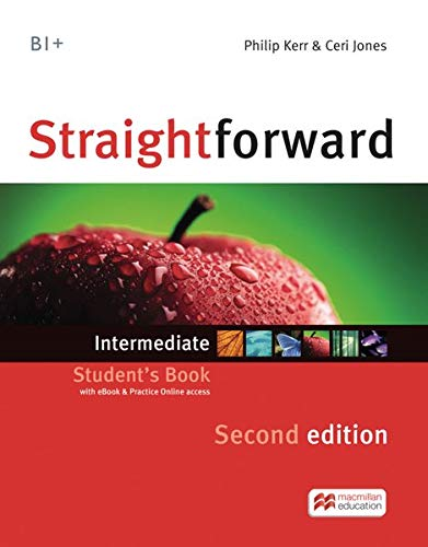 Straightforward Second Edition: Intermediate / Package: Student's Book with ebook and Workbook with Audio-CD: Intermediate / Package: Student's Book with Webcode and Workbook with Audio-CD von Hueber Verlag GmbH