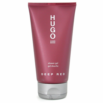 Hugo Boss Hugo Deep Red  - Duschgel 150 ml von Hugo Boss