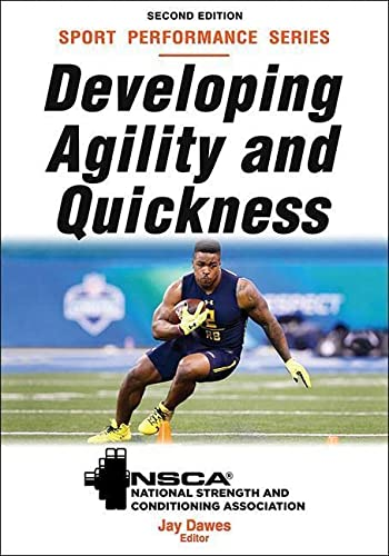 Developing Agility and Quickness, 2nd Edition (Sport Performance) von Human Kinetics