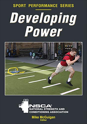 Developing Power (Nsca Sport Performance) von Human Kinetics Publishers