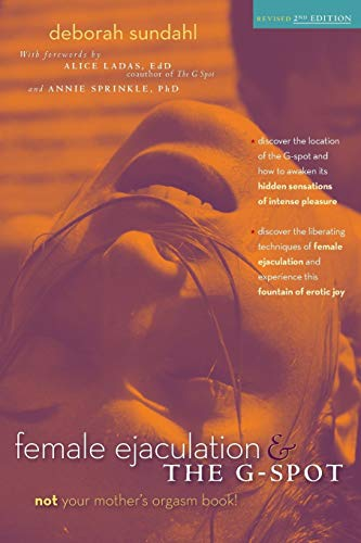 Female Ejaculation & the G-Spot von HUNTER HOUSE