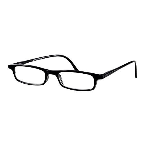 I NEED YOU Lesebrille Adam / +1.75 Dioptrien/Schwarz, 1er Pack von I Need You