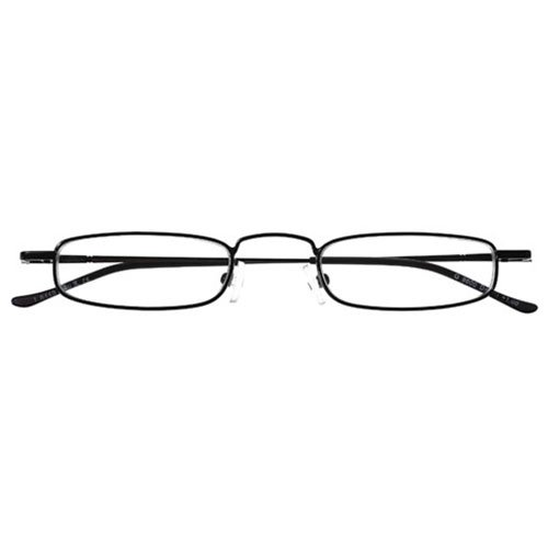 I NEED YOU Lesebrille David / +2.00 Dioptrien / Schwarz von I Need You