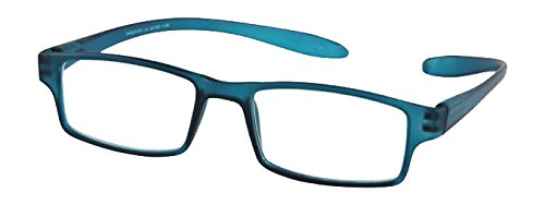 I Need You Lesebrille Hangover Life - Dioptrien: +1,00 Blau von I Need You