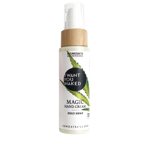 I WANT YOU NAKED Handcreme Holy Hemp - 1 Stk von I WANT YOU NAKED
