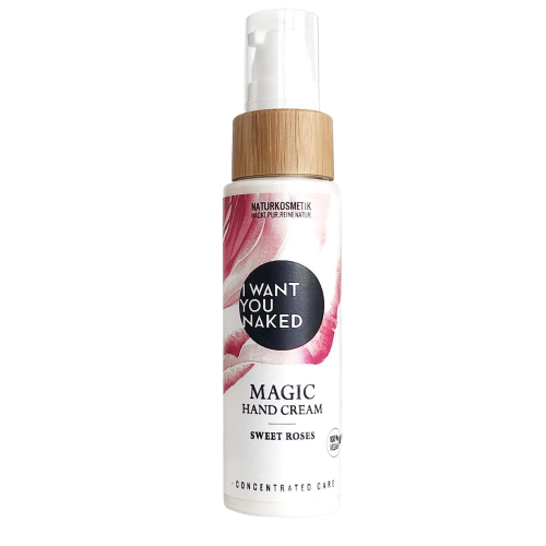 I WANT YOU NAKED Handcreme Sweet Roses - 1 Stk von I WANT YOU NAKED