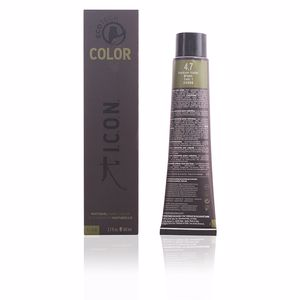 ECOTECH COLOR natural color #4.7 medium violet brown 60 ml von I.c.o.n.