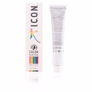 PLAYFUL BRIGHTS direct color #blazing orange 90 ml von I.c.o.n.