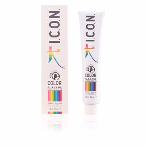 PLAYFUL BRIGHTS direct color #canary yellow 90 ml von I.c.o.n.