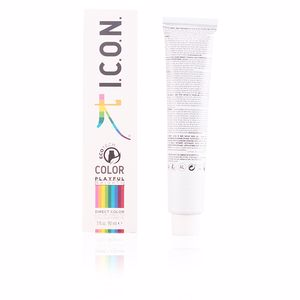PLAYFUL BRIGHTS direct color #vivid pink 90 ml von I.c.o.n.