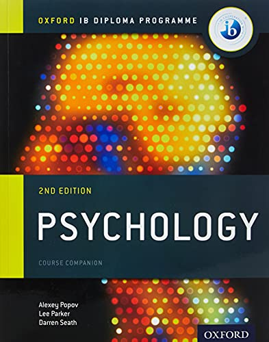 Oxford IB Diploma Programme: Psychology Course Companion von OUP Oxford