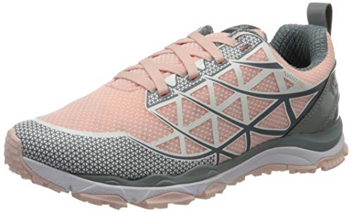Jack Wolfskin Damen Trail Blaze Vent Low W Cross-Trainer, Pink (Light Pink/Grey 8115), 42 EU von Jack Wolfskin