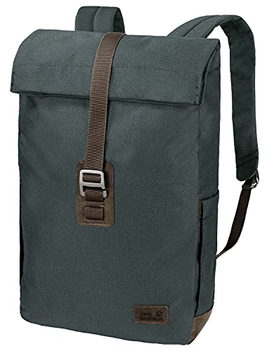 Jack Wolfskin ROYAL Oak Bequemer Daypack, Greenish Grey, ONE Size von Jack Wolfskin