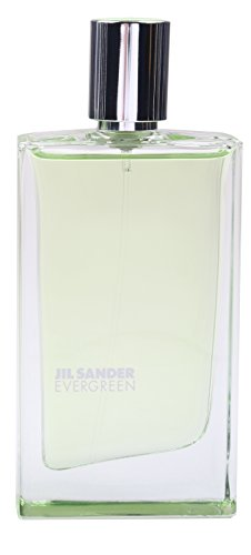Jil Sander Evergreen femme/woman Eau de Toilette, Vaporisateur/Spray 30 ml, 1er Pack (1 x 30 ml) von Jil Sander