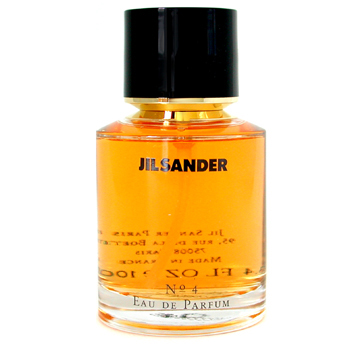 Jil Sander No. 4  - Eau de Parfum Spray 100 ml von Jil Sander