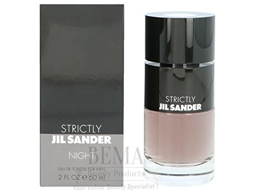 Jil Sander Strictly Night Eau de Toilette, 60 ml von Jil Sander