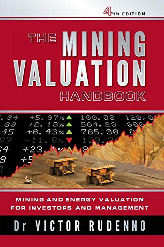 The Mining Valuation Handbook 4e: Mining and Energy Valuation for Investors and Management von Wiley