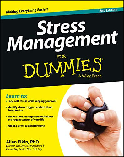 Stress Management For Dummies (For Dummies Series) von John Wiley & Sons Inc