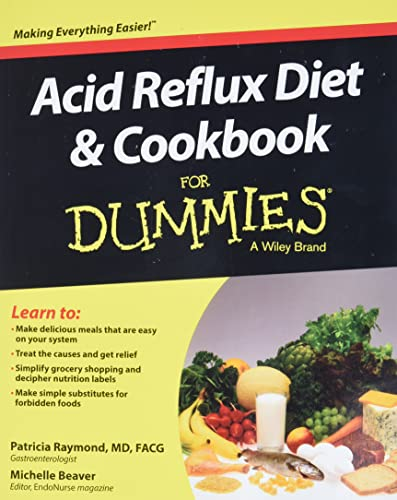 Acid Reflux Diet and Cookbook For Dummies (For Dummies Series) von For Dummies
