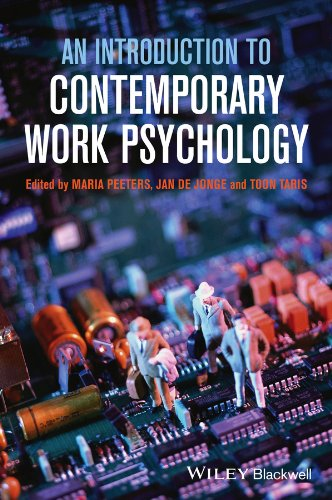 An Introduction to Contemporary Work Psychology von Wiley-Blackwell